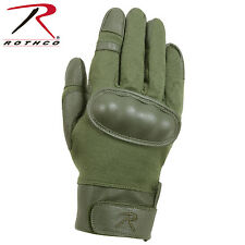 Rothco Flame and Heat Resistant Hard Knuckle Tactical Gloves - 3417