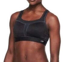 C9 Champion Gray Black or Purple High Support Racerback DUO DRY Sports Bra - NWT