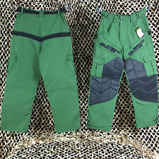 NEW JT Cargo Padded Paintball Pants - Olive Green