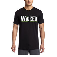 Wicked Broadway Musical The Untold Story Of The Witches Of Oz T Shirt S-3XL
