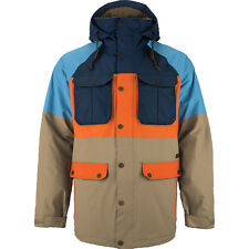 Burton GMP Frontier Insulated Jacket - Men's Style 10167101280 NWT $240 MSRP