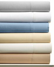 "1000TC Luxury Sheet Set Solid Choose Size & Color 100% Cotton Fit Up To 21""Deep"