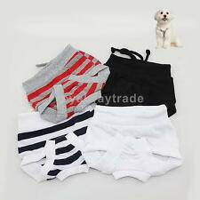 Female Pet Dog Physiological Sanitary Pants Panty Diaper Napper Underwear XS-XL