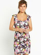 Coleen Rooney Floral Sweetheart Evening Occasion Dress BNWT NEW Multiple Sizes