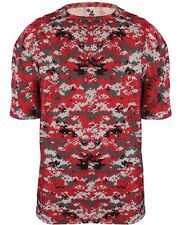 New Badger - B-Core Youth Digital Tee - 2180 Sizes XS-L