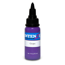 Grape - Intenze Tattoo Ink - Pick Your Size 1/2oz, 1oz, 2oz, or 4oz Bottle