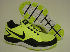 NEW Mens NIKE Free Xilla TR 454161 701 Volt Green Black Sneakers Shoes