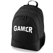 Gamer Rucksack Backpack Bag laptop controller xbox 360 xbox one ps3 ps4