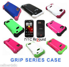 HTC Rezound [GRIP Series] case by Cell-Nerds for The Verizon HTC Rezound
