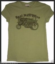 T-ShirtsN New Mighty Fine Real Men Drive Ford Tractors Juniors Tee Shirt