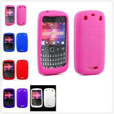 TPU Gel Silicone Soft Skin Back Case Cover For Blackberry Curve 9350 9360 9370