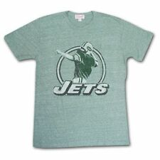 T-Shirts New Junk Food Mens NFL New York Giants Green Heather Tri Blend TShirt
