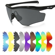 MRY POLARIZED Replacement Lenses for-Oakley M2 Frame Sunglasses - Option Colors