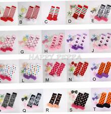 Ruffle Toddler Baby Kids Girls Tights Socks Leg Warmers Lace Floral Stockings