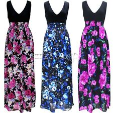 Women MAXI Dress Holiday Resort Wear Suitable for Maternity Pregnancy Evening