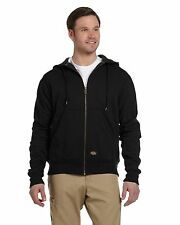 Dickies TW382 Thermal Lined Hooded Fleece Jacket S-5X 6 colors
