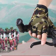 Tactical Cycling Gloves Half Finger Military Outdoor Bicycle Sport Bike Fitness