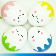 Cute Egg Shape Travel Kit Cartoon Storage Contact Lens Case Box Container Holder