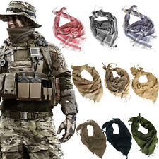 ECHARPE TACTIQUE ARABE KEFFIEH KEFIE SHEMAGH CHECHE FOULARD CHALE AIRSOFT MILTEC