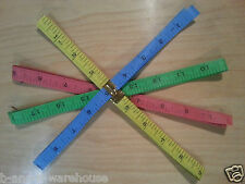 """1.5M 60"""" Flat Tape Measure for Tailor Sewing Cloth Soft Body Measuring Ruler New"""