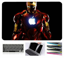 "Rubberized Matte Hard Case Cover Skin Set Macbook Pro / Air 11 12 13 15"" inches"