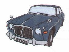 Rover P5 Embroidered & Personalised Sweat Shirt