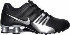 NEW Men's Nike Shox Current Black/Metallic Silver 633631-015 DS NZ