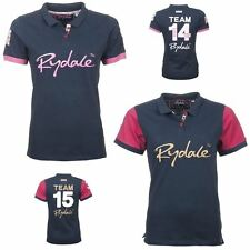 Ladies Team Rydale Polo Shirts - Polo Themed Piques
