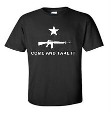 2nd amendment T-Shirt AR 15 Come and Take It Gun Rights Tee Shirt More Colors