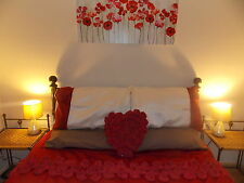 Romantic break,holiday let in  North Wales Snowdonia Availability in September