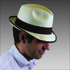 Panama hat - traditional style - in a variety of colours