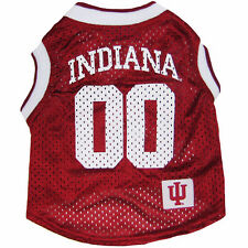 Indiana Hoosiers NCAA Pet Dog Jersey Tank Mesh (sizes)