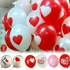 "10/20/50 PCS 12"" Latex Helium Balloons Birthday Wedding Party Decoration Home"
