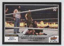 2014 Topps WWE Road to Wrestlemania Blue 31 Bray Wyatt Rookie Wrestling Card 0f5