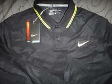 NIKE GOLF SPORT DRI-FIT SLIM FIT L/S POLO SHIRT L MENS NWT $$$$