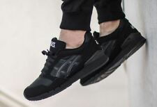 Shoes Asics Gel Atlanis PS h6g0n 9090 Man Running Black Fashion Limited sport