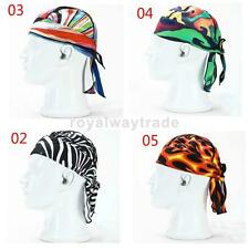 Cycling Bicycle Bike Outdoor Sports Bandana Pirate Hat Cap Scarf - 4 Colors