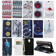 For BlackBerry Leap & Priv Card Slot Wallet Flip Stand Folio Leather Case Cover