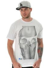 NEW UNIT RIDERS MENS WHITE DEVILS PLAYGROUND SHORT SLEEVE SS S/S TEE T SHIRT TOP