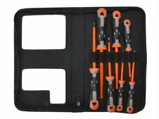 Irazola (bahco) 1000v VDE insulated 7pc screwdriver set w/wallet