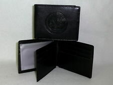 UNITED STATES ARMY  Leather BiFold Wallet  NEW black 3+