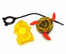 Official BEYBLADE TOP TOY with Launcher & Ripcord  lot No.10