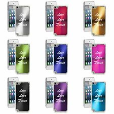 Apple iPod Touch 5th 6th  Generation Hard Case Cover Live Love Dance