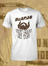 beard t-shirt they grow on you funny beards tshirts men guys gift xl 2xl 3xl 4xl