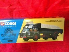 Corgi Classics #19401 - Bedford S Sack Truck Set - Ken Thomas Ltd - like dinky
