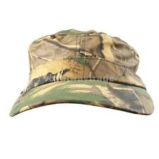 Cotton Army Cadet Military Patrol Castro Cap Driving Summer Hat One Size Unisex