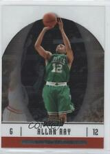 2006-07 Topps Finest #70 Allan Ray Boston Celtics RC Rookie Basketball Card 0h5