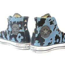 Shoes Converse All Star CT As Hi Canvas Leather 1C14FA11 Crazy  Horse  LTD