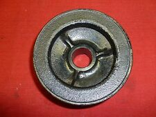 FORD FLATHEAD  2 BELT PULLEY FOR CRANKSHAFT 1932 1933 1934 1936