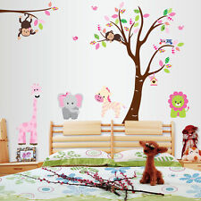 Kids Wall Wallpaper Pvc Stickers - Home Decor Room Mural Decals Art USA SELLER